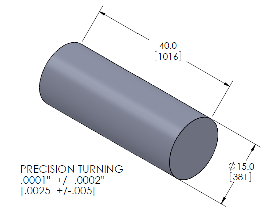 Precision Turning