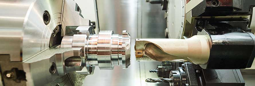 Machining Facilities - CNC Milling, CNC Turning and Support Equipment